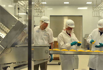 Southern Idaho sees food manufacturer influx
